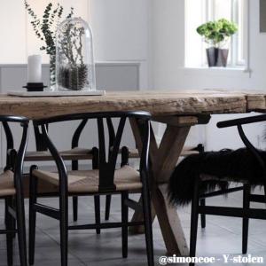 høj stol dansk design