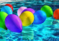 Flotte heliumballoner er perfekte til fødselsdagen