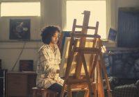 En lille guide til den spirrende maler omkring malerlærreder og farver